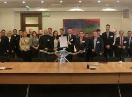 Przedstawiciele branży UAV podpisują deklarację współpracy