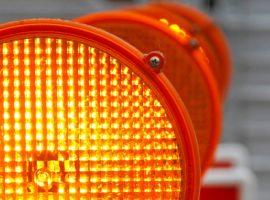 Safety amber light