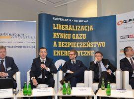 """Relacja z konferencji """"Liberalizacja rynku gazu a bezpieczeństwo energetyczne"""""""