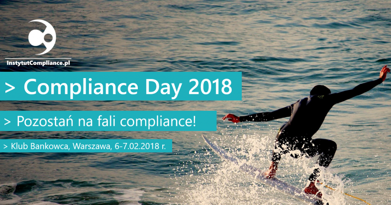 "Konferencja ""Compliance Day 2018"""