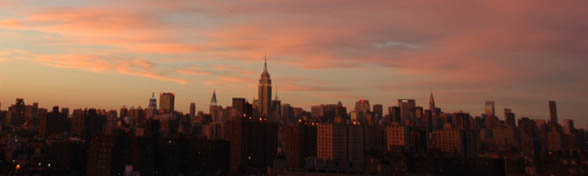 NYC Skyline - Jakub Kubalski