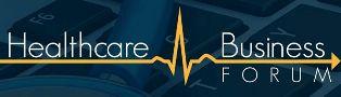 healthcare business forum logo