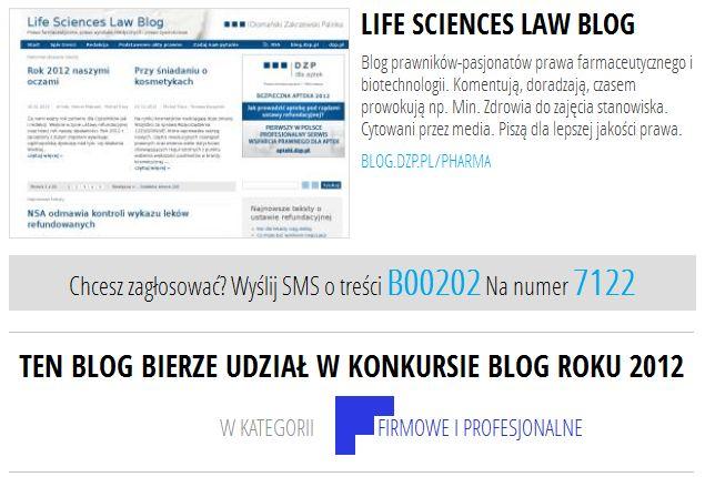 Blog-konkurs