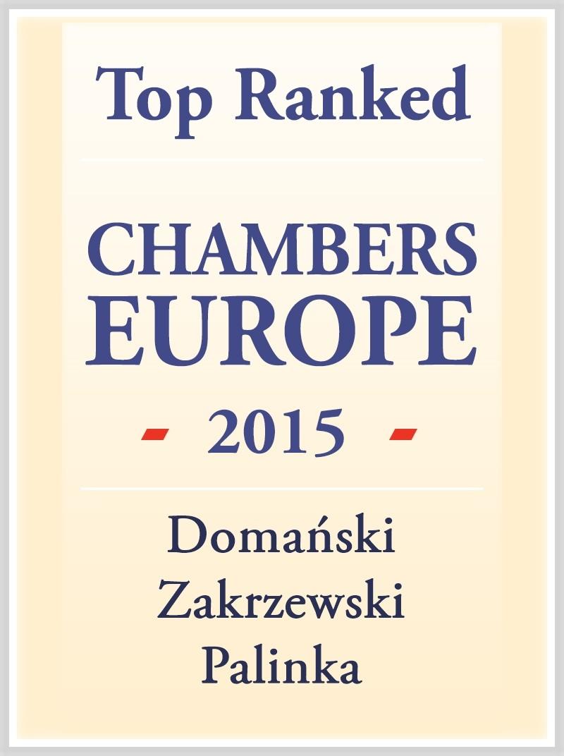 Ch Europe DZP 2015