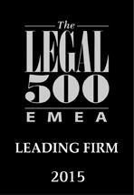 legal500-emea leading firm-2015